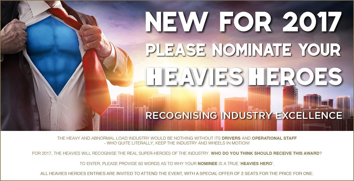 The Heavies 2017: The Heavies Heroes