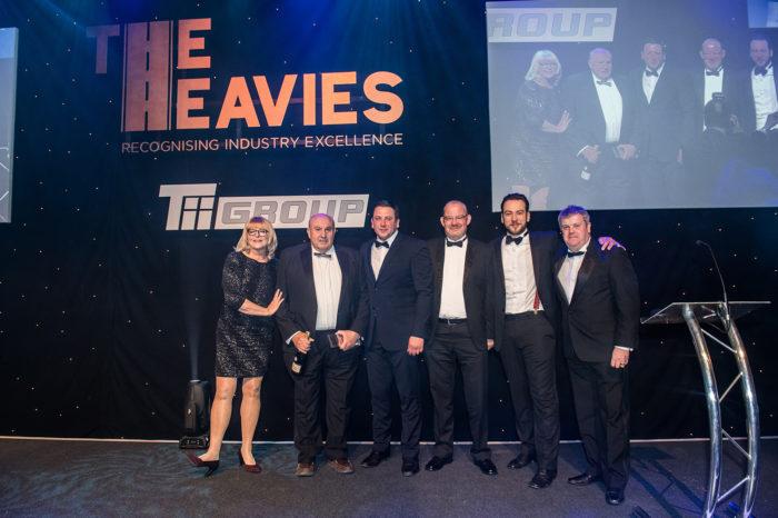 The Heavies 2017