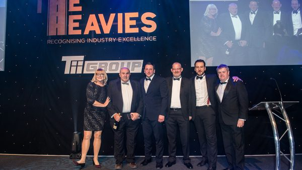 The Heavies 2017: Job of the Year CAT2