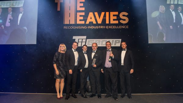 The Heavies 2017: Job of the Year CAT3