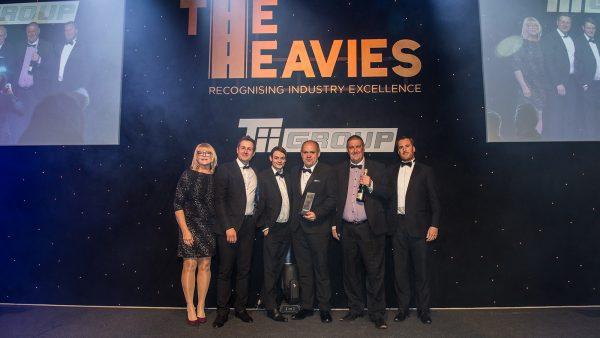The Heavies 2017: Job of the Year CAT3