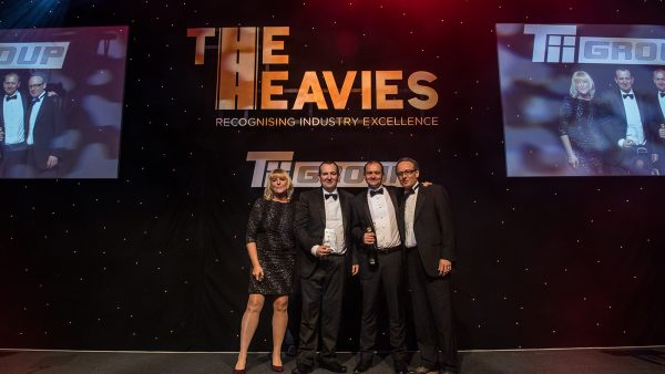 The Heavies 2017: Project of the Year