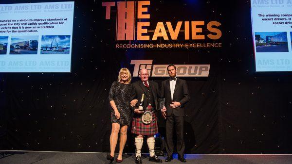 The Heavies 2017: Pilot Car/Escort Operator of the Year