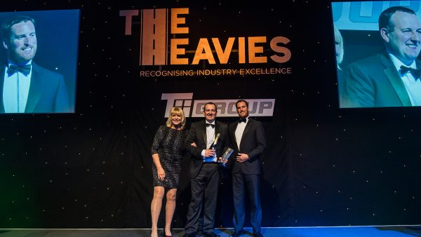 The Heavies 2017: Innovation of the Year - End User
