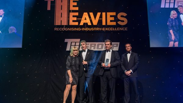 The Heavies 2017: Innovation of the Year - Vehicle Manufacturer