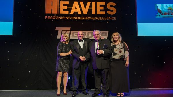 The Heavies 2017: The Heavies Hero