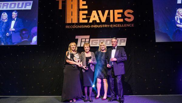 The Heavies 2017: Lifetime Achievement Award