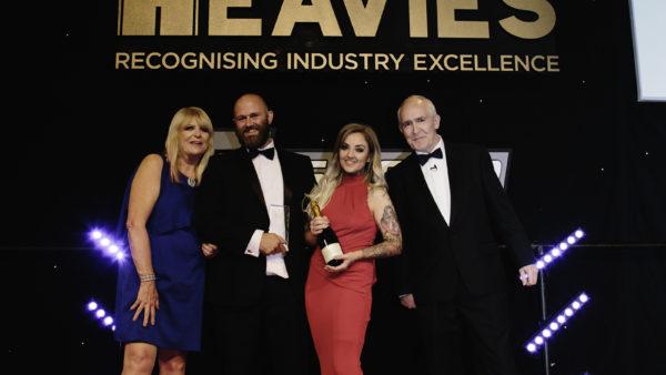 The Heavies 2018, Job of the Year CAT1, Winner, WH Transport
