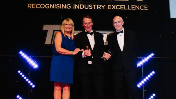 The Heavies 2018, Job of the Year CAT3, Winner, Collett & Sons Ltd