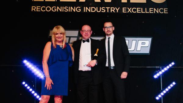 The Heavies 2018, Project of the Year, Winner, Sarens UK, Goldhofer, Sponsor