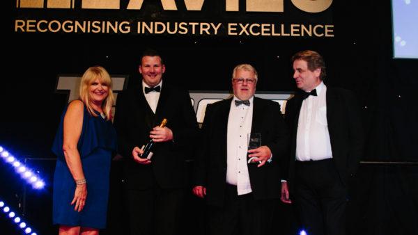 The Heavies 2018, Operator of the Year, Winner, Hutchinson Engineering Services, Sponsor, Volvo Trucks UK