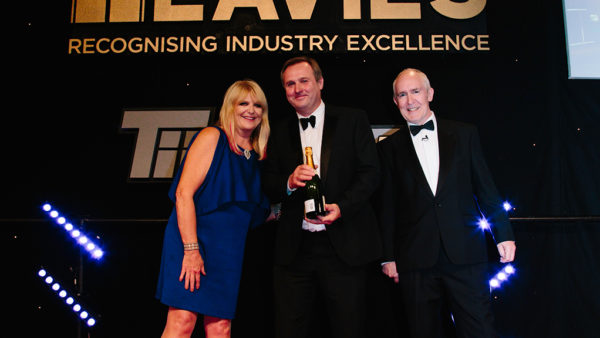 The Heavies 2018, Job of the Year BE16, Winner, Alleys Group